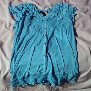 Kids light blue shirt